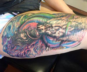 tattoo parlor traverse city michigan pinups and needles