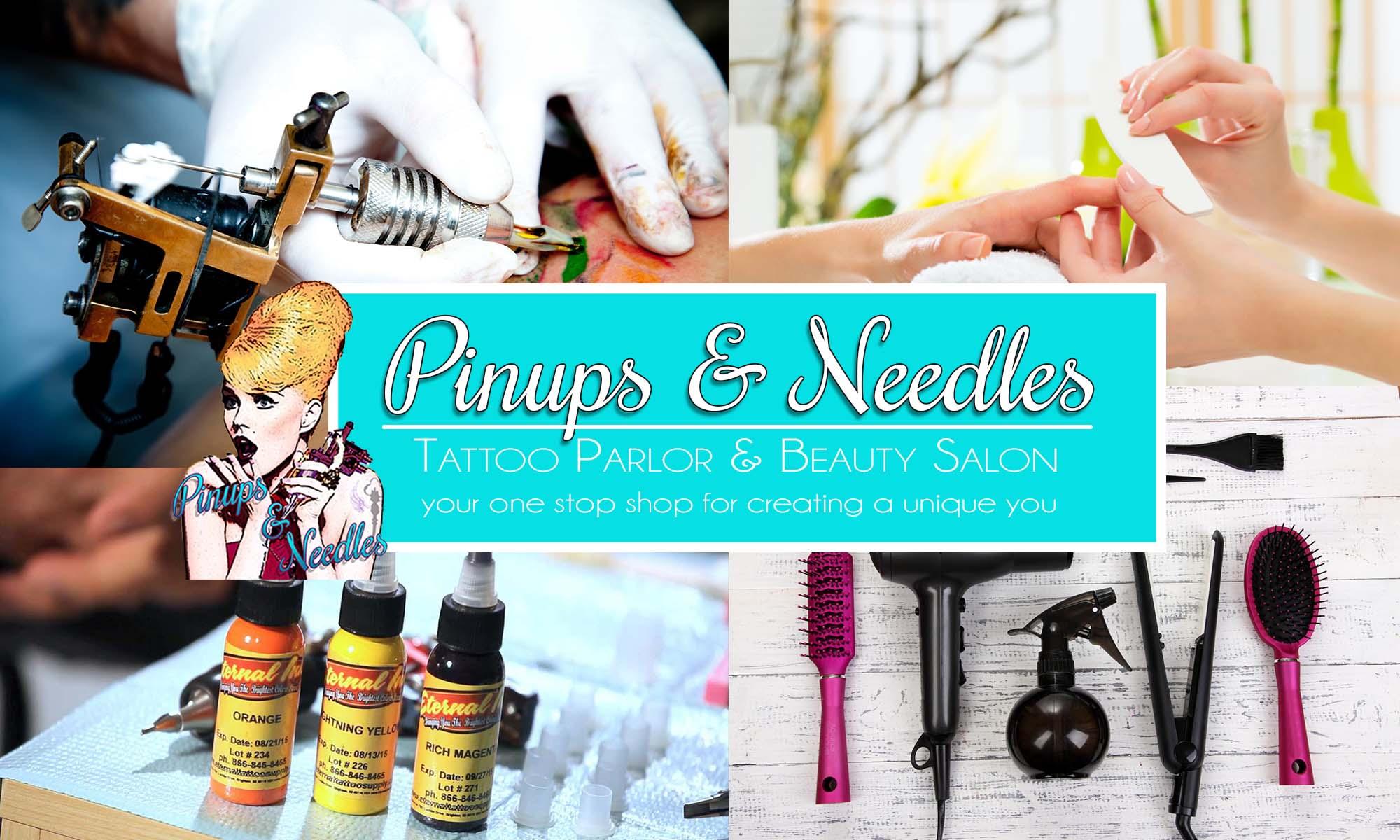 Pinups & Needles